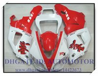 СИСТЕМА ВПРЫСКА BRAND NEW обтекателя KIT 100% FIT FOR YAMAHA YZFR1 1998 1999 YZF R1 98 99 YZF1000 YZF R1 1998-1999 годов # RV779 RED WHITE