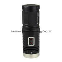 Wholesale Sunwayman Led Torches - Sunwayman D40A 4 x AA Battery 980 Lumens Compact High Light Flashlight - Black Flashlights & Torches