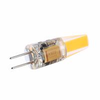 Wholesale Led Jc - G4 Led Bulb 12V Bi Pin 20 Watt Equivalent, G4 halogen led replacement Bulb Led T3 G4 Base Type Jc Light Bulbs Cob