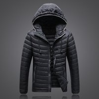 Wholesale Wear Coats Mens - 2017 winter Classic Brand THE Men Wear Thick Winter Outdoor Heavy Coats Down Jacket North mens jackets Clothes hooded Face l-5xl 1503