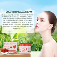 Wholesale English Russian version QIANSOTO wolfberry multi effect whitening moisturizing night cream g