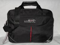 Wholesale Cheap Business Briefcase - Wholesale-Retro Cheap Men Laptop Bags Black One Shoulder Handbag Notebook Male Nylon Messenger Bags Casual Laptop Business Bag Briefcases