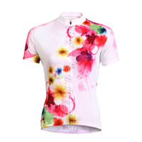 Wholesale Cheap Womens Shirts China - Tasdan 2016 Style Women Cycling Clothing Cheap Sport Cycling Jerseys China Fashion Womens Outdoor Sportwear Tops Shirt