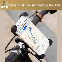 bisiklet hücresi tutacağı toptan satış-Ücretsiz DHL Kargo Klip Araba Bisiklet Evrensel Cradle Bike Tutucu Cep Telefonu GPS Ucuz Fiyat Ücretsiz Nakliye için Standı
