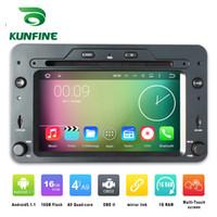 Wholesale Touch Screen Dvd Navigation Radio - Quad Core 800*480 Android 5.1.1 Car DVD GPS Navigation Player for Alfa Romeo 159 2005 onwards Radio 3G Wifi Bluetooth KF-V2260Q