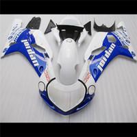 Wholesale Custom Suzuki Gsxr Fairings - custom motorcycle fairings for 1996 1997 1998 1999 2000 GSXR600 SRAD GSXR750 GSXR 600 750 96 97 98 99 00