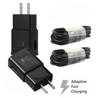 Wholesale Chinese Phones For Sale - hot seller s8 2A 5v 1.67A 9v usb wall charger fast charger full 2A home adapter charger set with opp pack for sale for smart phone