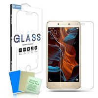 Wholesale Tempered Glass Lenovo Z2 Pro - Tempered Glass Screen Protectors Explosion proof Protective Film Guard For Lenovo Vibe P2 B C A2020 ZUK Z2 Pro K6 Note Power A6600 Retailbox
