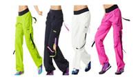 Wholesale Hot Woman Cargo Pants - Hot Fitness Wear women yoga pants long Cargo pants utimate orbit pants