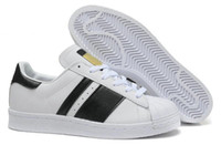 Wholesale Cheap Leather Baseballs - Wholesale Cheap Superstar 80S 2016 New Skate Shoes Low Fashion Sneaker Men's & Women's 2016 Foundation Casual Sneaker Shoes Classic Shoes