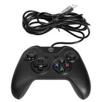 xbox one video games venda por atacado-Wired usb controlador de jogo gamepad joystick para xbox one xboxone jogos de vídeo para pc