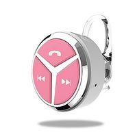 mini écouteur mignon achat en gros de-Mignon Q5 Mini Bluetooth Casque Sans Fil V4.0 In-Ear Stéréo Écouteur Casque avec Microphone 4 Langues pour iPhone 7 Samsung Smart Phones