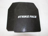 1 PAIR IIIA Bullet Proof Plates, Bulletproof Panel , Combat Body Armor Tactical PE Ballistic Chest Insert Plates