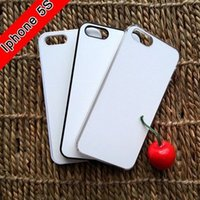 Para Galaxy s4 Iphone 6/6 Plus Iphone 5 / 5S 4 / 4S DIY Sublimação Calor Press Cover Case PC Com Metal Placas de alumínio