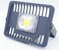 Wholesale New Arrival Cheap W W W Led Flood Lights Outdoor Ligrting Waterproof Led Floodlights landscape lighting AC V DHL