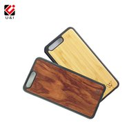 Wholesale Housing Full Case - Bamboo Case for Huawei P10 P10 Plus Full Body TPU Edge Wood Cell Mobile Phone Protector Cover 5.5, 5.8 Inch Housing