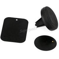 Wholesale Easy Start - Wholesale Silicone Stand Holders Cell Phone Mounts Universal Portable Air Outlet Mini Size Easy to start-up Magnetic Holder For Cell Phone