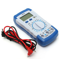 Wholesale Lcd Volt Amp Display - A830L Digital Multimeter Avometer Volt Ohm Amp Tester With LCD Display