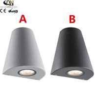 Wholesale LED Waterproof Outdoor Modern Wall Light Mounted W AC110 V IP55 Wall Lamp Outdoor Porch Lighting CE RoHS