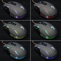 best led optical usb mice - Gaming Mouse G5 3200 DPI 7 Button LED Optical USB Wired Gaming Mice Mechanical Games Mouse Six Colors Lighting