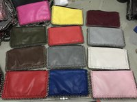 Wholesale DHL way Stella Mccartney size W18 H12cm women PVC coin purses with original pvc Falabella