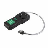 Wholesale Combustible Gas Alarm Detector - Combustible Gas Leak Detector Propane Natural Gas With Sound Light Alarm Stock Offer