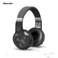 Original Bluedio Headphones Wireless Bluetooth 4.1 Stereo Headset Foldable Stretchable Support TF Card FM Bass HIFI Para PC IOS Android