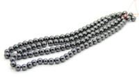 Wholesale Aa Circle - Wholesale 500pcs lot AA 6mm Fashion Shamballa Balls Fit Shamballa Bracelet Necklace, Black Hematite Round Beads Loose Beads