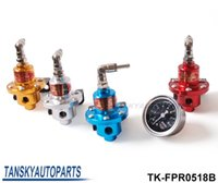 Wholesale Regulator Gauge - SARD Fuel Pressure Regulator  Fuel Regulator The black gauge with SARD brand TK-FPR0518B Have In Stock