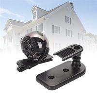 Wholesale Video Camera Ir - 30pcs HD 1080P 720P SQ9 Mini DV Sport IR Night Vision DVR Mini Video Camera Black Security Camera Mini Pocket DVs With Package Box