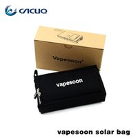 Wholesale Moblie Phone Charge - Solar Bag for ecigs mod, moblie phone and portable power can be charged under sunshine