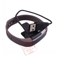 Wholesale black power cord for sale - Quality Reset Function USB Power Charger Charging Charge Cable Cord for Fitbit Alta Wireless Wristband Bracelet CM