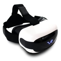 Wholesale Glasses Virtual Games - Google VR Headset 3D Glasses All in one Virtual Reality VR BOX Glasses Free Shipping 3D Game Movie 1GB 8GB Android 5.1
