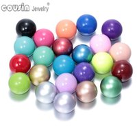 Wholesale harmony pendants - Angel Bola Eco-friendly Copper Harmony ball Sound Ball Multicolor 16mm Music Ball for Pendants Maternity Pregnancy Ball Jewelry P1-P7