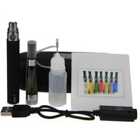 Zipper Case CE4 Starter Kit Simple Kit E-Cigarette eGo Starter Kit batterie 650mAh 900mAh 1100mah CE4 atomiseur