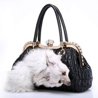 144b11cd50 Wholesale fox tote bags for sale - new arrival luxury brand women handbags  winter designer women