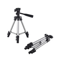 Wholesale Tripod Stand Lamps - Outdoor Fishing Lamp Bracket Universal Portable Camera Accessories Telescopic Mini Lightweight Tripod Stand Hold Wholesale 2508018