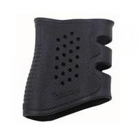 Wholesale Airsoft Ipsc - Airsoft sports Gun Ipsc Tactical GLOCK Antiskid Rubber Grip Glove for Glock 17 19 20 21 22 23 25 31 32 34 35 37 38 Black