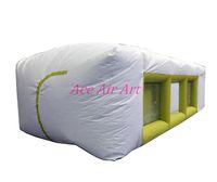 Wholesale Tan Tents - Professional portable inflatable spray booth   inflatable spray tan booth for environment protection