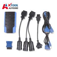 vci aracı toptan satış-Orijinal Xtool X-VCI Kamyon X vci Nexiq Kamyon Tanı Aracı olarak aynı Nexiq NEXIQ 125032 USB Bağlantı Kamyon Arayüzü DHL ÜCRETSIZ