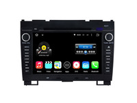 Wholesale Great Wall Hover Car Dvd - 8'' Quad Core Android 5.1.1 Car DVD Player For Great Wall Hover H3 H5 2010 2011 2012 2013 With Mirror Link