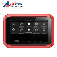 kablosuz otomatik çoğaltıcı toptan satış-100% Orijinal XTOOL X100 PED X300 ile Aynı Fonksiyonu, Özel Fonksiyon Güncelleme Çevrimiçi X300 ile X100 Ped Oto Anahtar Programcı pro