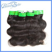Wholesale Human Hair Wholesalers India - Wholesale Cheap New Indian Human Hair Weave Body Wave Style 2 Kg 40 Bundles Lot Color 1B Grade 7A No Shedding No Tangles No Lice India