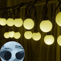 5M 20Leds Ball Wasserdichte dekorative Lichter Led String Lights Outdoor und Indoor Starry Lighting Dekoration Weihnachtsdekoration