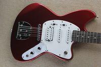 Wholesale Electric Guitars Jaguar - ALL NEW electric guitar jaguar paragraph metallic red