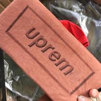 partei ds großhandel-Einzelhandel uprem Box Logo Brick Sealed Hammer Pistole Aufkleber Herbst / Winter seltene neue DS authentische FW17 hohe Coyp Weihnachtsgeschenk Party yo