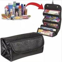 1a569bb670a arrival cosmetic bag fashion women makeup bag hanging toiletries travel kit  jewelry organizer