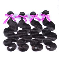 Wholesale Top Body Beauty Wholesalers - Wholesale IRINA beauty hair raw unprocessed brazilian peruvian malaysian indian human hair extensionbody wave 6pcs lot top quality hair sale