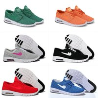 Hot Sale 2017 New Design SB sapatos Stefan Janoski Mulheres e homens Outdoor Casual Shoes Sneakers Tamanho 36-45 Jogging Shoes Sports Shoe