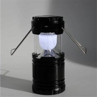 UK super bright led camping lantern - The New And Quality super bright LED solar lights outdoor camping tent lantern emergency solar lights